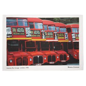 Hackney Bus Garage, London 1998