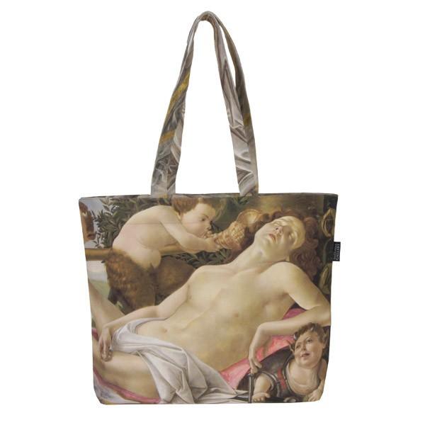Venus and Mars by Sandro Botticelli Tote Bag