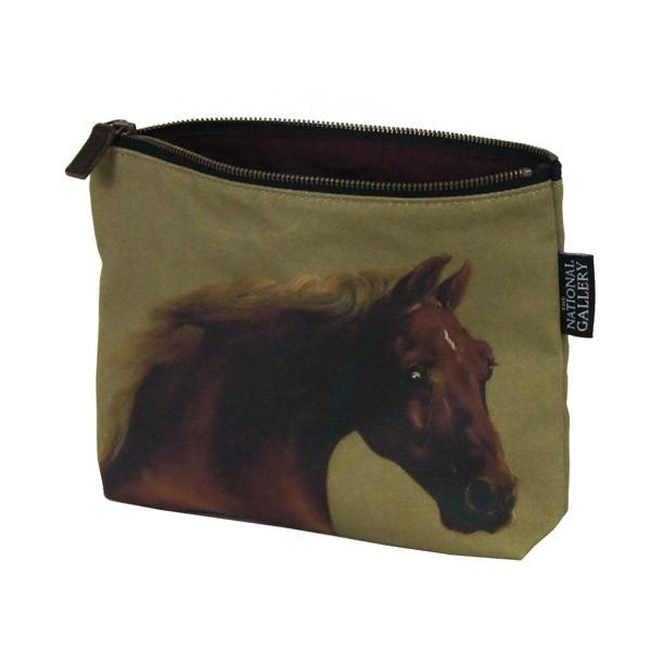 Whistlejacket by George Stubbs Cosmetic Bag