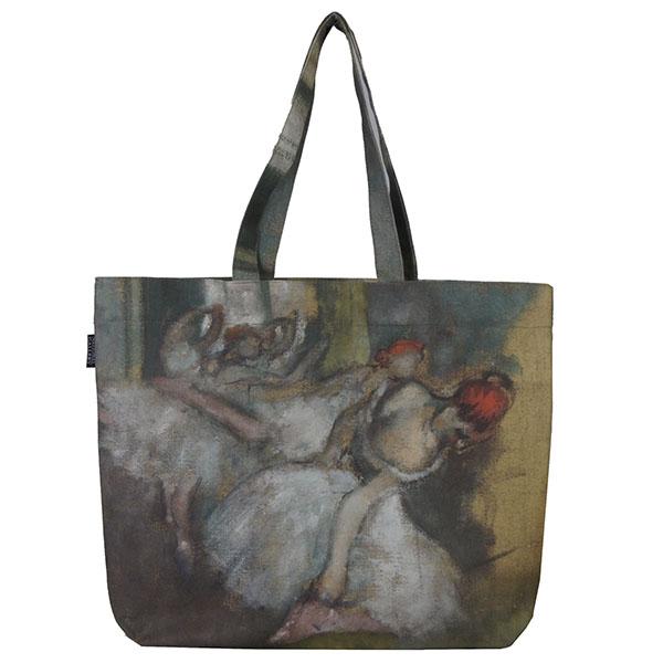 Ballet Dancers by Hilaire-Germain-Edgar Degas Tote Bag