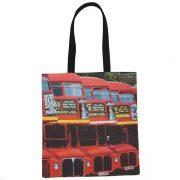 Hackney Bus Garage, London 1998