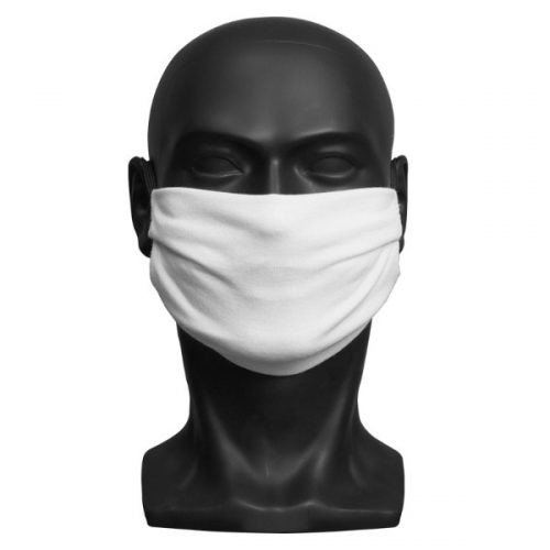 Blue Noise Adult Face Mask Blank for Print on Demand