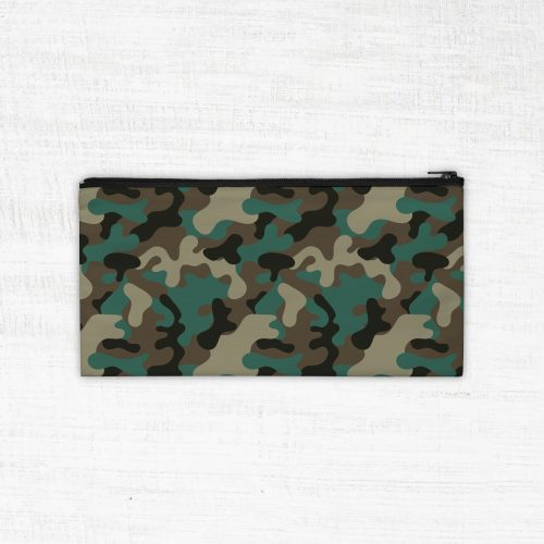 Camo Pencil Case with ViralOff®