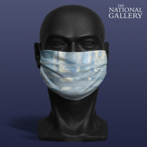 Akseli Gallen-Kallela, Lake Keitele. National Gallery ViralOff® Adult Face Mask. One Size, adjustable with ComfyClip accessory