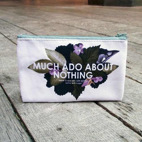 Shakespeare's Globe – 'Much Ado About Nothing' Purse