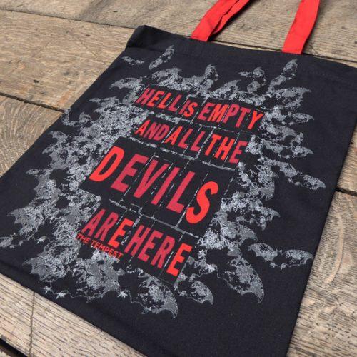 Shakespeare's Globe – The Tempest 'Devils' Bag
