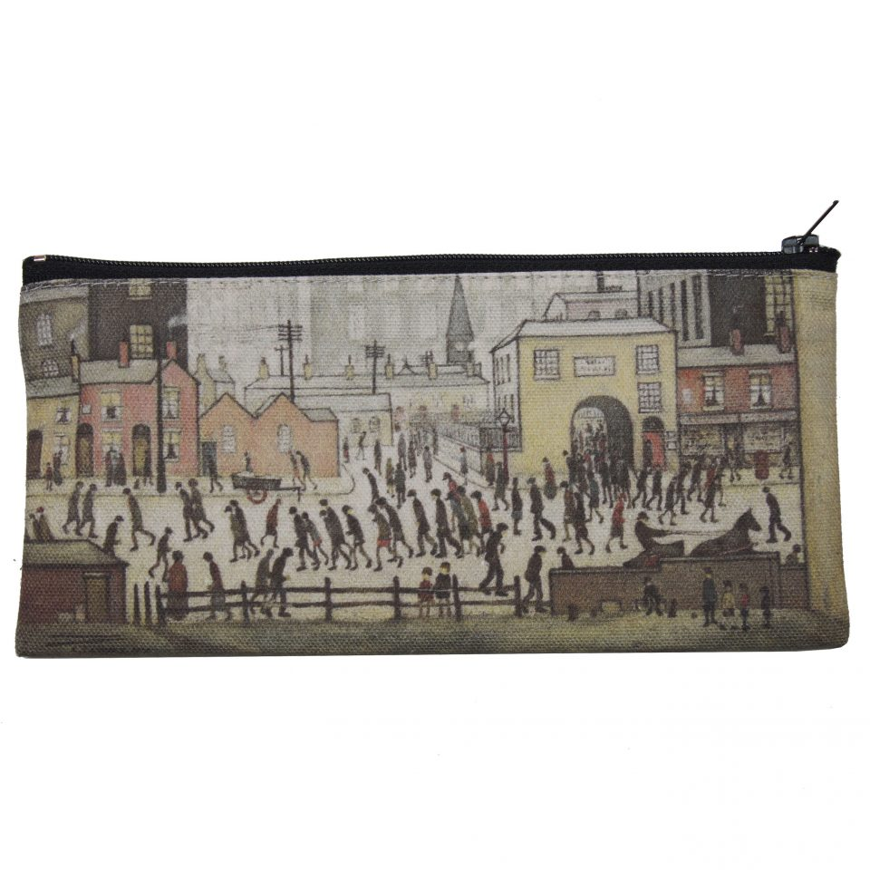 'Coming from Mill' - LS Lowry Pencil Case