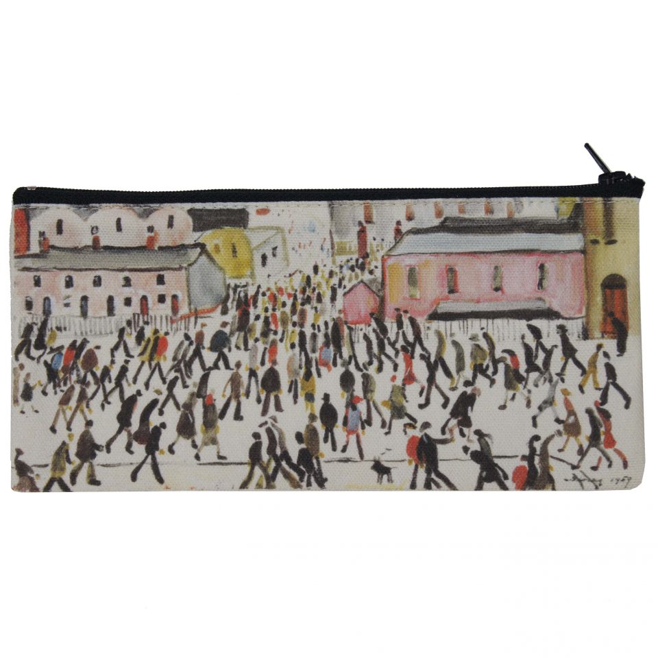 'Going to Work' - LS Lowry Pencil Case