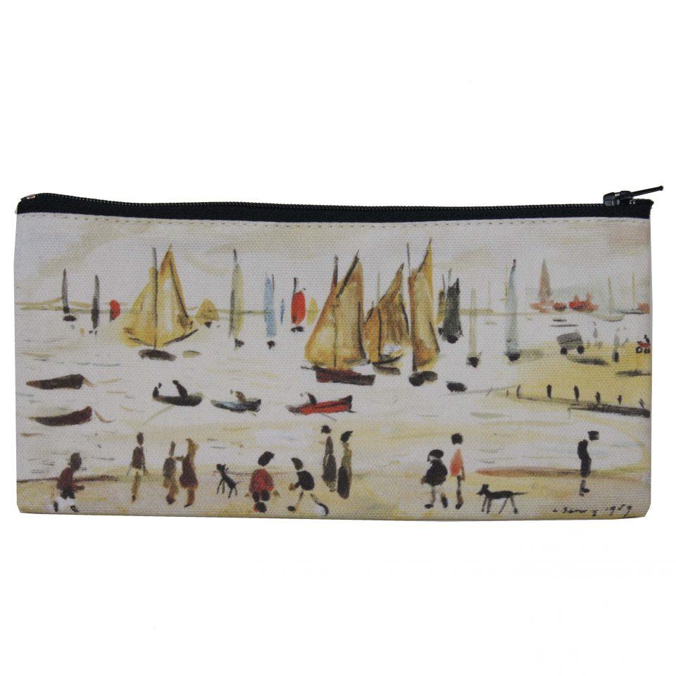 'Yachts' - LS Lowry Pencil Case
