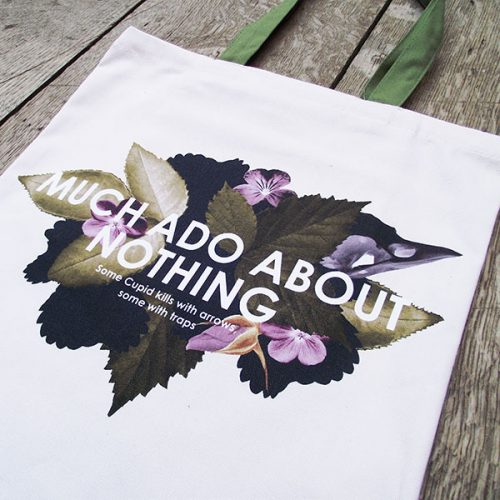 Shakespeare's Globe – Much Ado About Nothing Bag