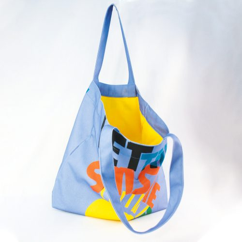 Let The Sunshine In – RUDE Organic Tote Bag