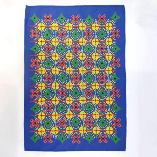 Sun repeat – RUDE Organic Tea Towel