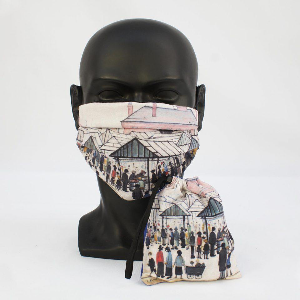 MARKET SCENE LS Lowry Face Mask Bundle