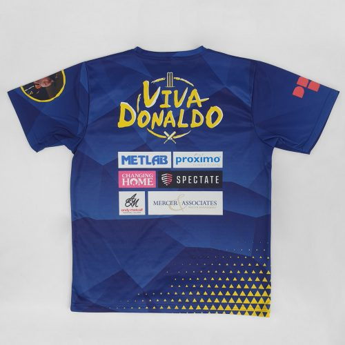 CBH Donaldo Chester Boughton Hall Cricket Club Shirt – 50% to COPS Charity